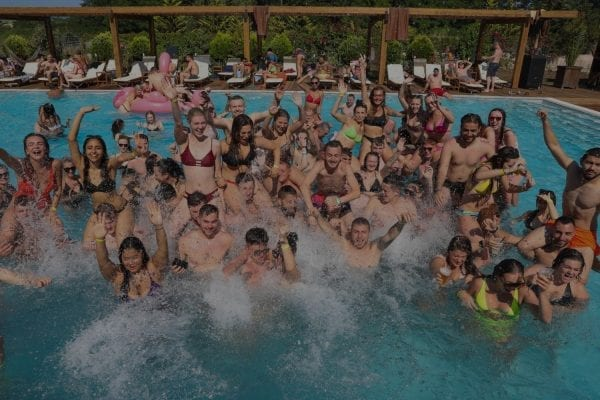 Pool Party Event at Sunny Beach Takeover | Bulgaria