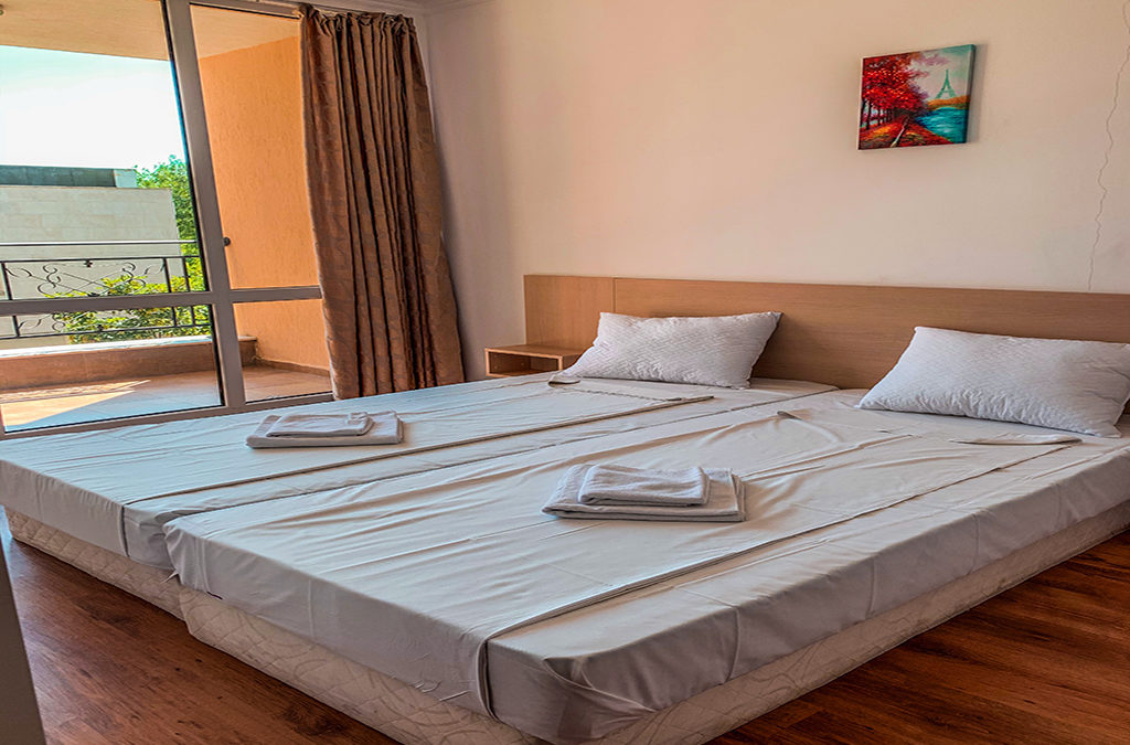 The Takeover Hotel – Two Bedroom Apartment (All Inclusive)